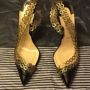 Christian Louboutin Sz 40.5 heels